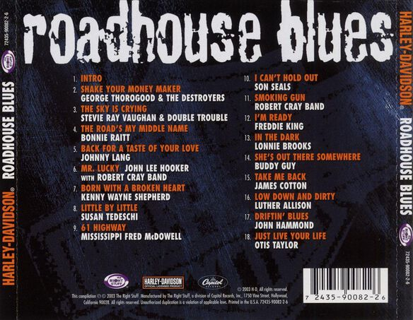 Roadhouse Blues 0703