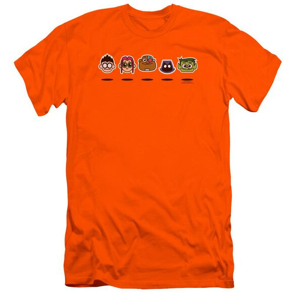 Teen Titans Go Floating Heads Hbo Short Sleeve Adult T-Shirt