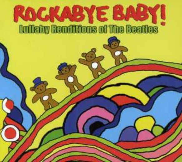 Steven Charles Boone - Lullaby Renditions Of The Beatles