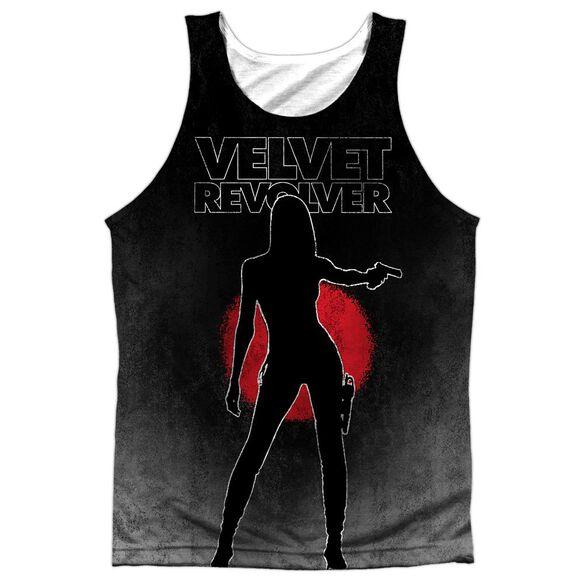 Velvet Revolver Contraband Sub Adult 100% Poly Tank Top