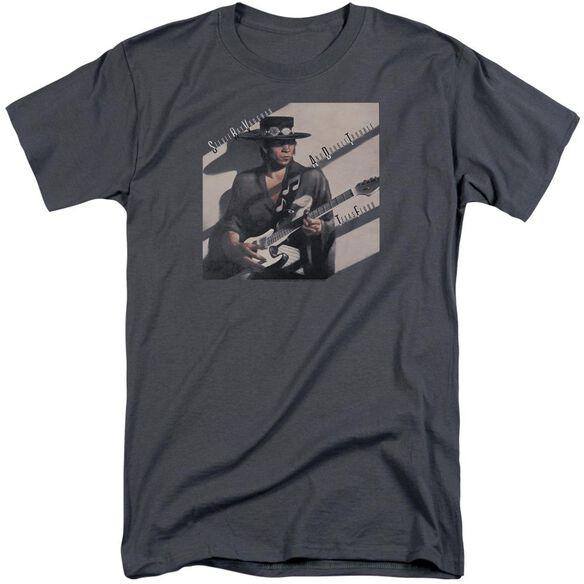 Stevie Ray Vaughan Texas Flood Short Sleeve Adult Tall T-Shirt