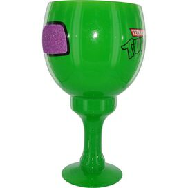 Ninja Turtles Donatello Goblet Glass