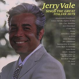 Jerry Vale - Jerry Vale Sings the Great Italian Hits