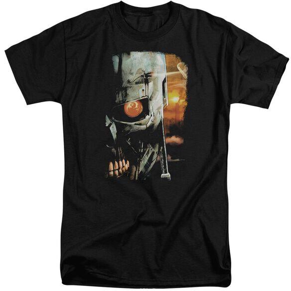Terminator Sketchy Short Sleeve Adult Tall T-Shirt