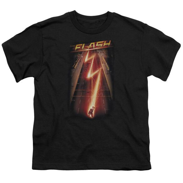 The Flash Flash Ave Short Sleeve Youth T-Shirt