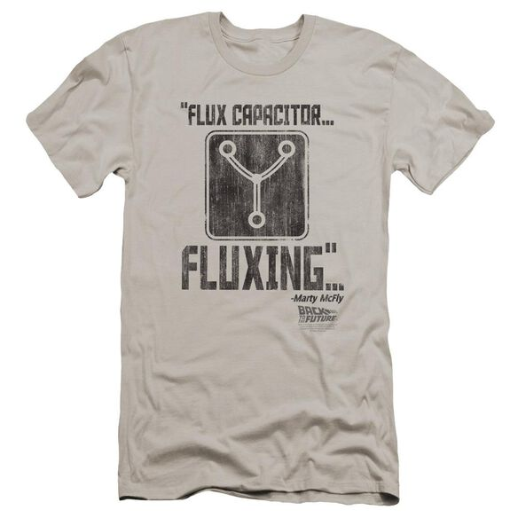 Back To The Future Fluxing Premuim Canvas Adult Slim Fit