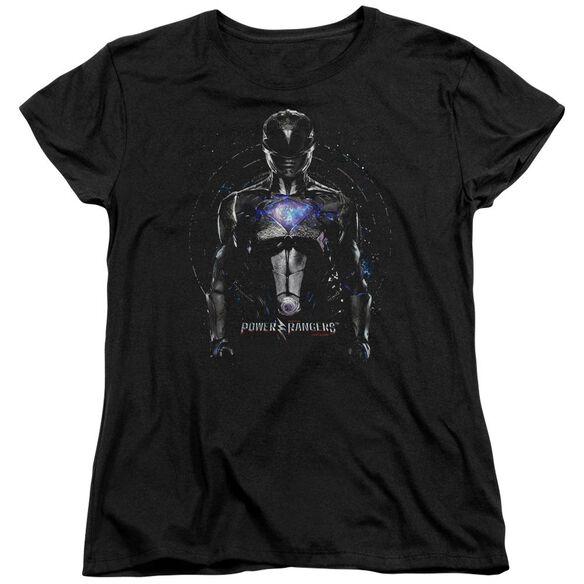 Power Rangers Ranger Short Sleeve Womens Tee T-Shirt