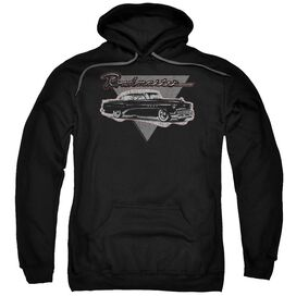 Buick 1952 Roadmaster Adult Pull Over Hoodie
