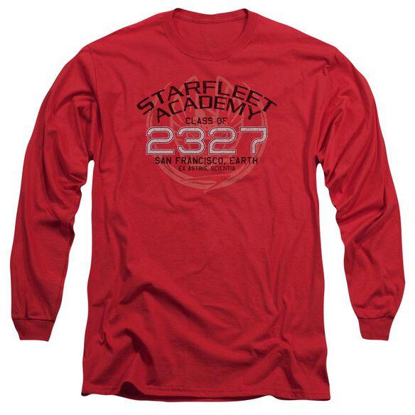 Star Trek Picard Graduation Long Sleeve Adult T-Shirt