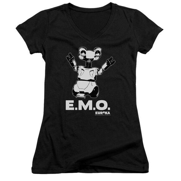 Eureka Emo Junior V Neck T-Shirt
