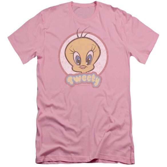 Looney Tunes Retro Tweety Short Sleeve Adult T-Shirt
