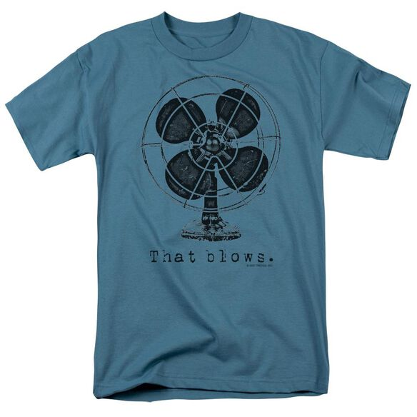THAT BLOWS - ADULT 18/1 - SLATE T-Shirt