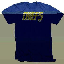 Slap Shot Chiefs Logo-adult