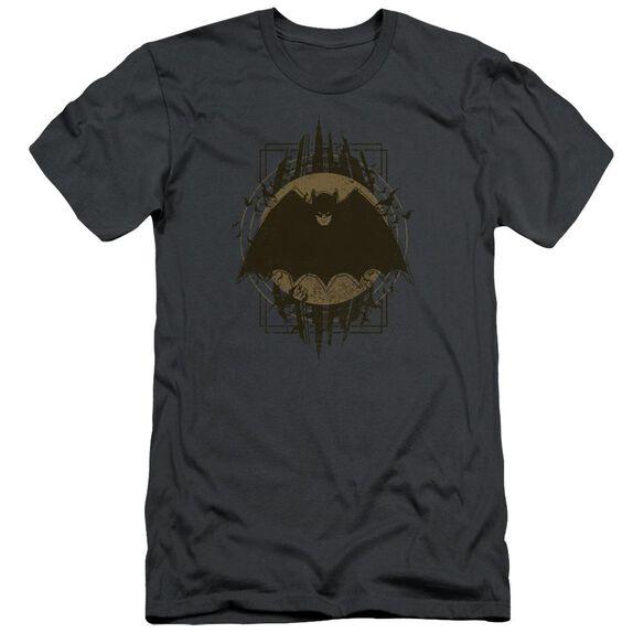 Batman Batman Crest Short Sleeve Adult T-Shirt