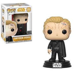 Funko Pop! Star Wars: Solo: Dryden Vos