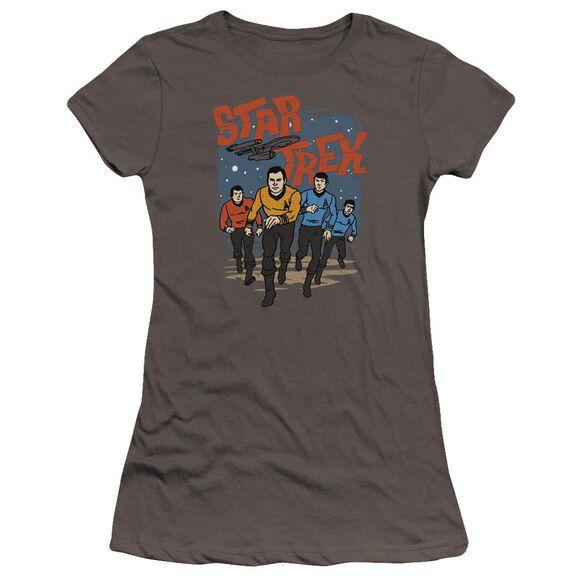 Star Trek Run Forward Premium Bella Junior Sheer Jersey