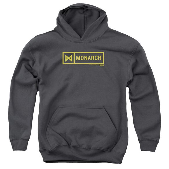 Kong Skull Island Monarch Youth Pull Over Hoodie