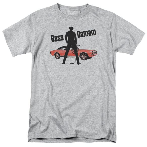 Chevrolet Boss Short Sleeve Adult Athletic T-Shirt