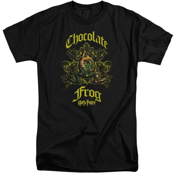 Harry Potter Chocolate Frog Short Sleeve Adult Tall T-Shirt