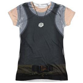 Bsg (New) Tank Top Short Sleeve Junior Poly Crew T-Shirt