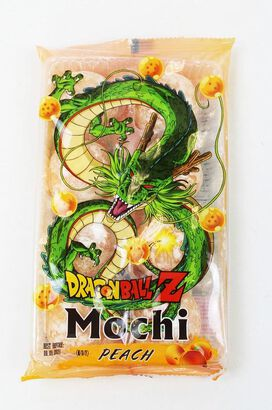 Dragon Ball Z - Peach Mochi