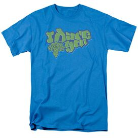 Warheads I Dare You Short Sleeve Adult Turquoise T-Shirt