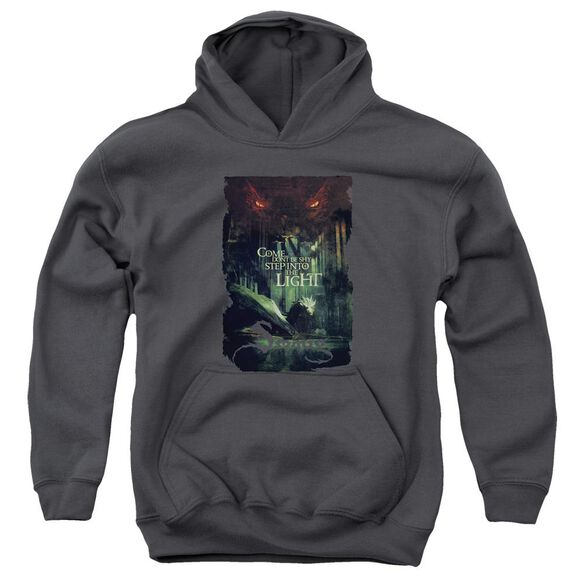 Hobbit Taunt Youth Pull Over Hoodie
