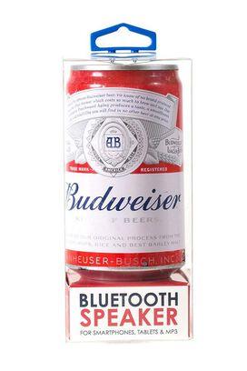 Budweiser Can Bluetooth Speaker