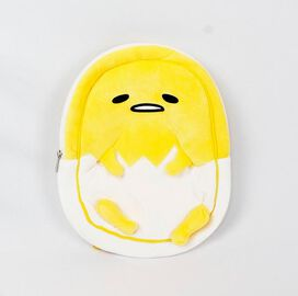 Gudetama Plush Mini Backpack