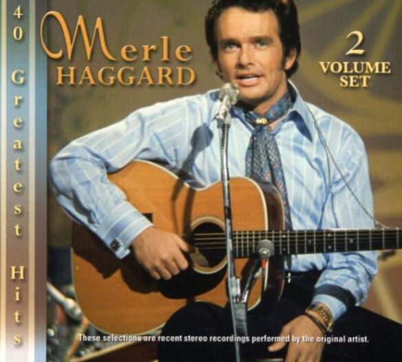 Merle Haggard - 40 Greatest Hits