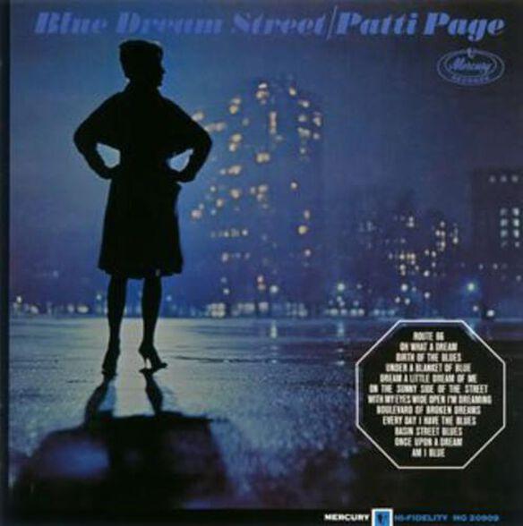 Blue Dream Street (Jpn)