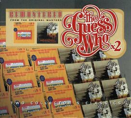 The Guess Who - Wheatfield Soul/Artificial Paradise