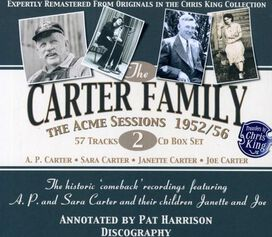 The Carter Family - The Acme Sessions 1952/56