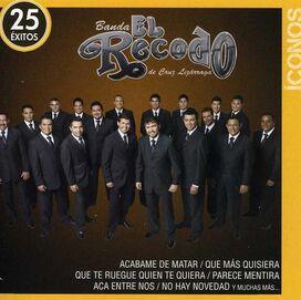 Banda El Recodo De Cruz Lizárraga - Íconos 25 Éxitos