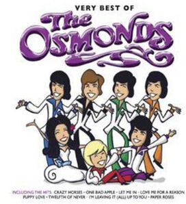 The Osmond Boys - Ultimate Collection