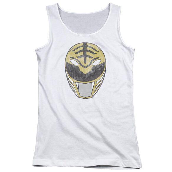 Power Rangers Ranger Mask Juniors Tank Top