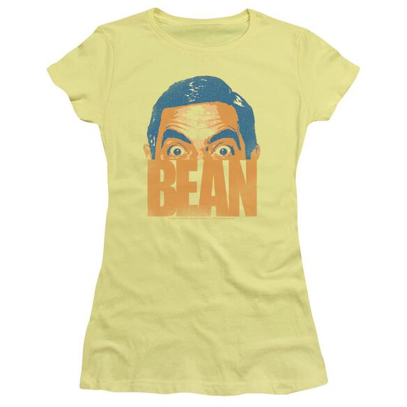 Mr Bean Bean Short Sleeve Junior Sheer T-Shirt