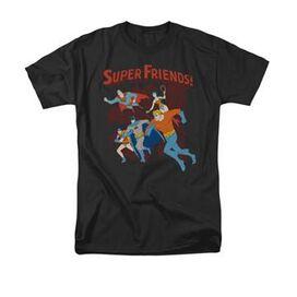 Super Friends Super Running T-Shirt