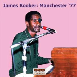 James Booker - Manchester 77