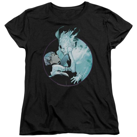 Doctor Mirage Circle Mirage Short Sleeve Womens Tee T-Shirt