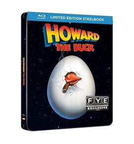 Howard the Duck [Exclusive Blu-ray Steelbook]