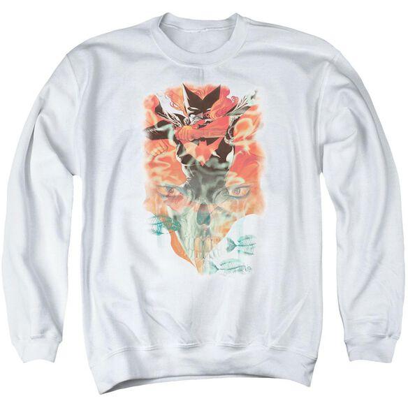 Batman Batwoman #1 Adult Crewneck Sweatshirt