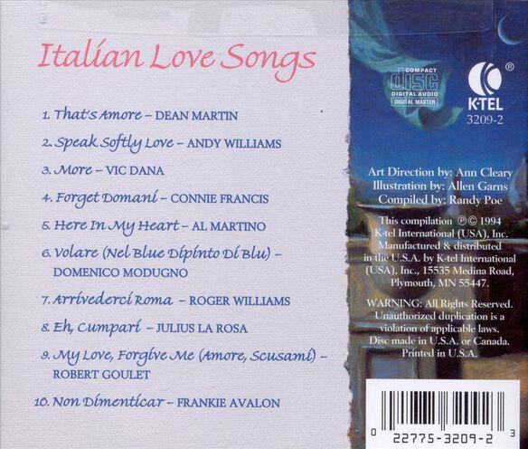 Italian Love Songs 295