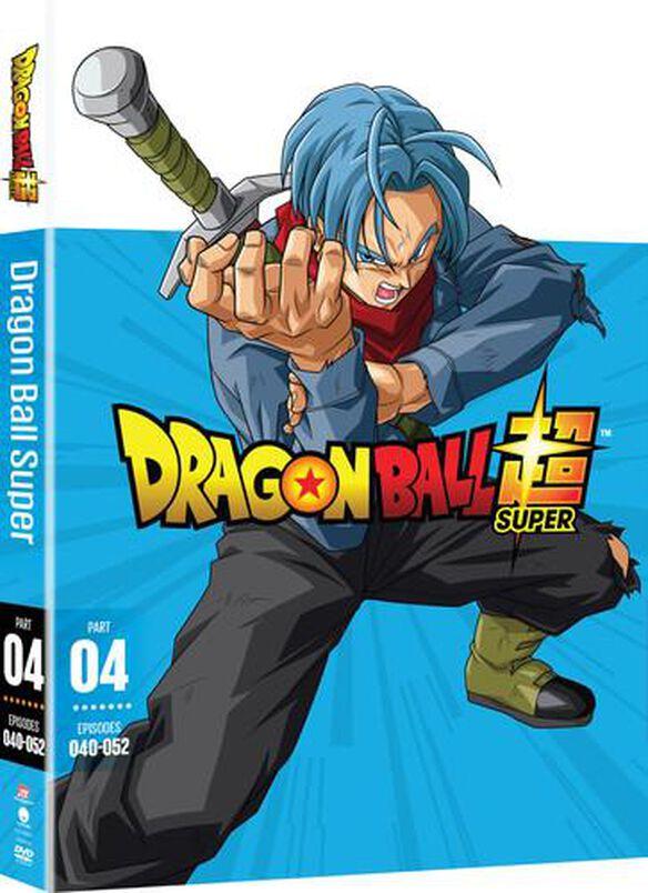 Dragon Ball Super: Part Four [2 Discs]