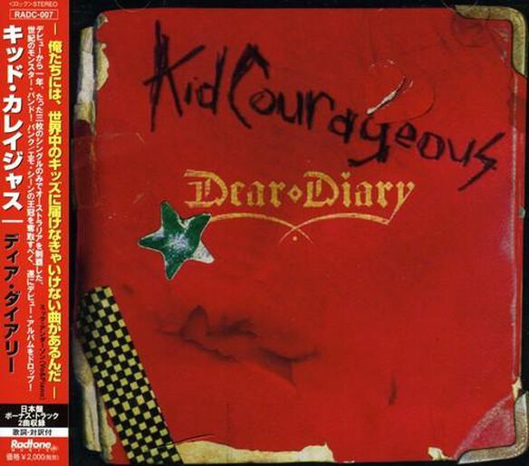 Kid Courageous - Dear Diary