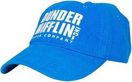 The Office - Dunder Mifflin Hat [Blue]