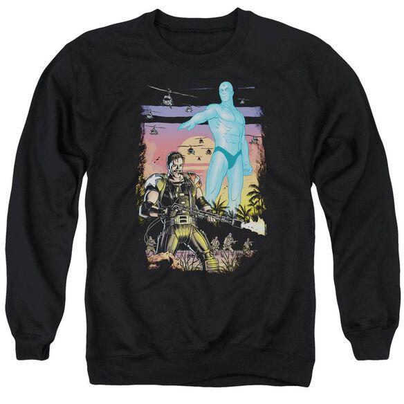 Watchmen Winning The War Adult Crewneck Sweatshirt