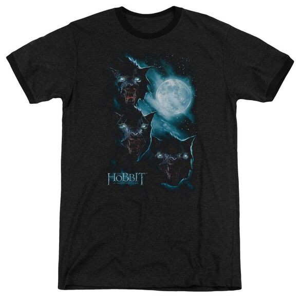 The Hobbit Three Warg Moon Adult Heather Ringer
