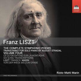 Liszt/ Risto-Matti - Complete Symphonic Poems 4