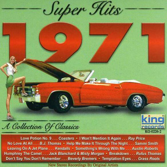 Various Artists - Super Hits 1971